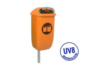 Papeleira para Pilhas e Baterias