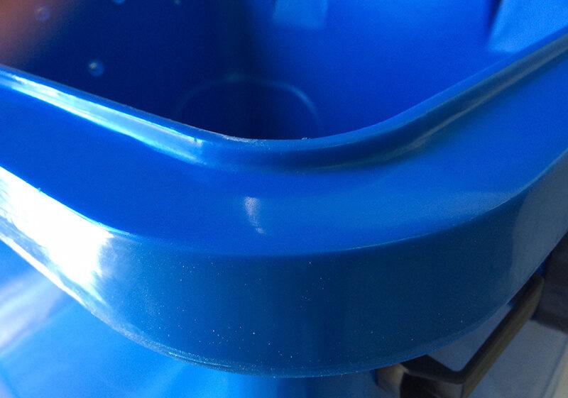 Borda anti água