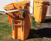 contentor de lixo